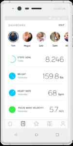 Health Mate app