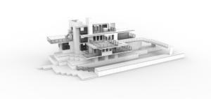 Lego Architecture inspiration