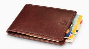 Huskk Minimalist Leather Wallet