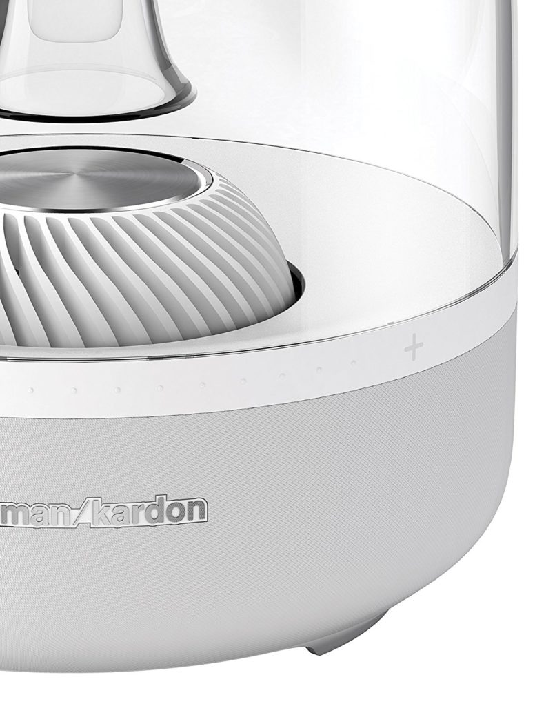 Harman Kardon Aura close up