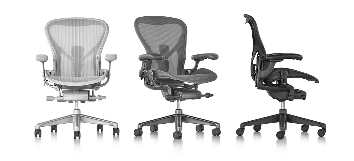 Aeron in Mineral, Carbon and Graphite