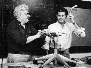 Inventors Stumpf and Chadwick