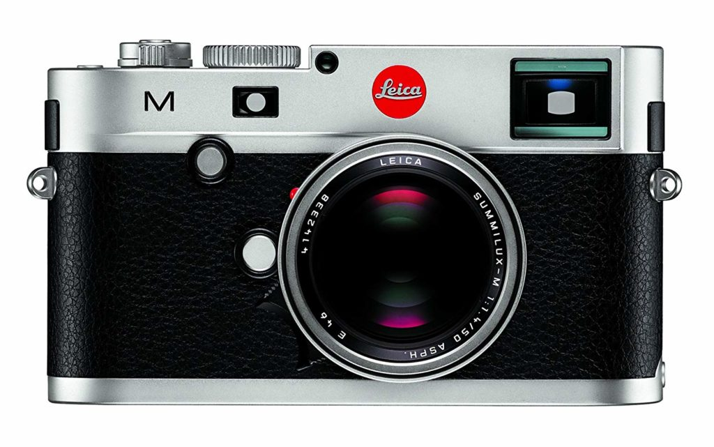 Leica 10771 M 24MP RangeFinder Camera with 3-Inch TFT LCD Screen