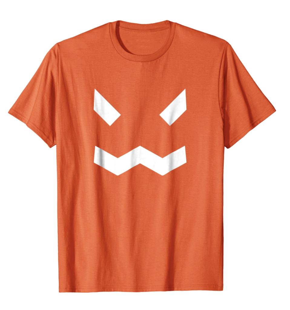 Minimalist Halloween T-Shirt