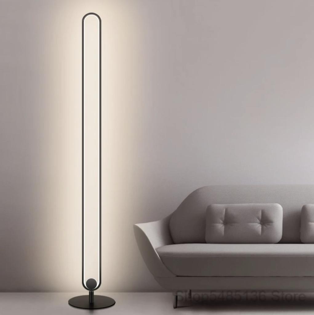 Minimalist LED Floor Lamp